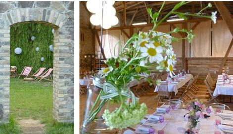 Beispiel: Einzigartige Hochzeitskonzepte, Foto: ich will! Hochzeiten & Events.