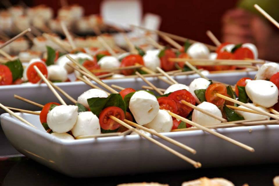 La Gañanía catering