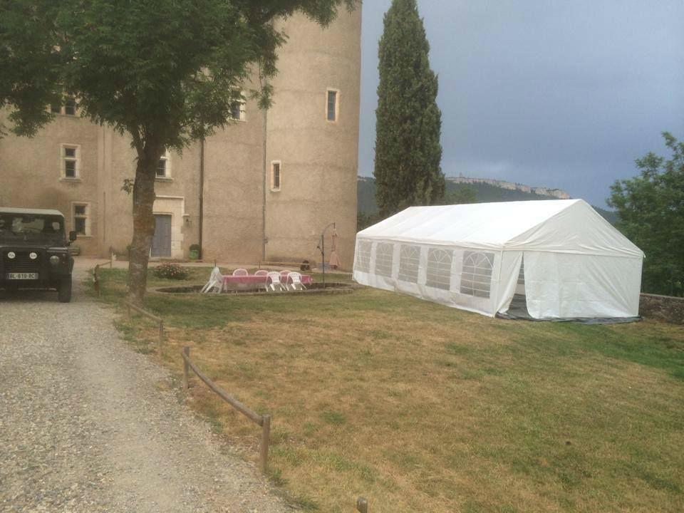 Le Château de Lugagnac