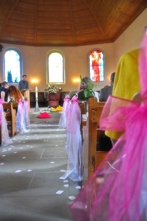 Beispiel: Vorbereitung der Zeremonie, Foto: Jane4wedding.