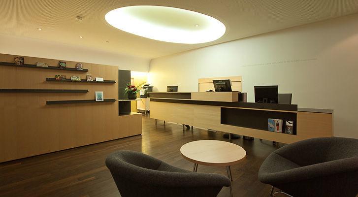 Beispiel: Hotel Lounge, Foto: Hotel Dom.