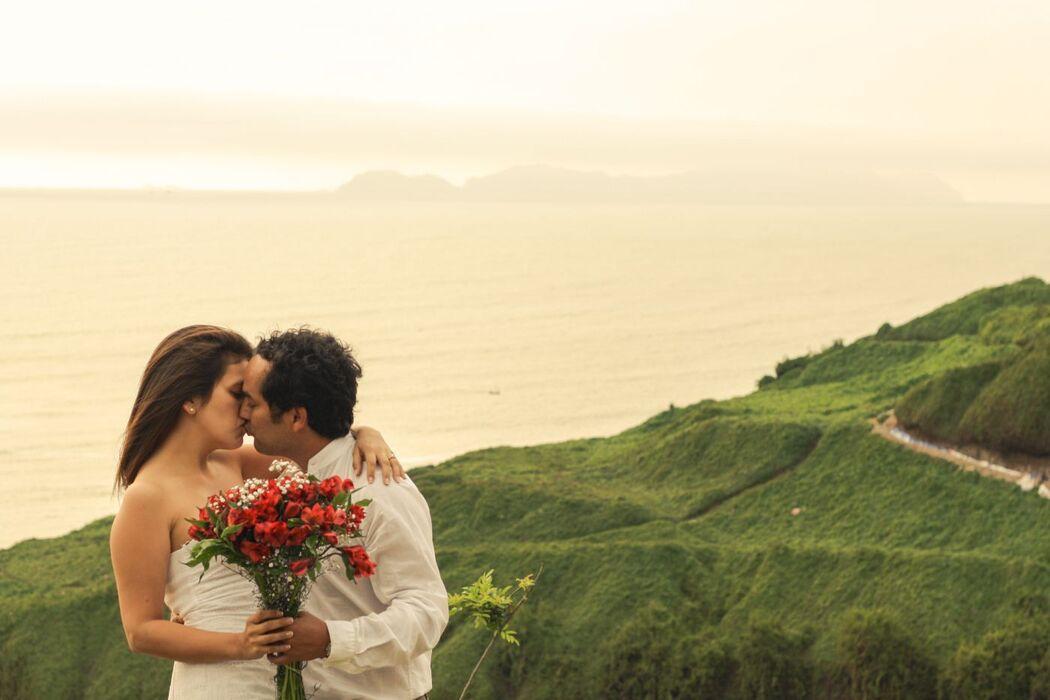 Engagement  Sesion Barranco