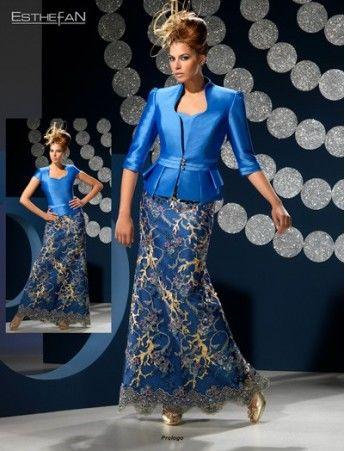 Vestido de Esthefan - Prologo