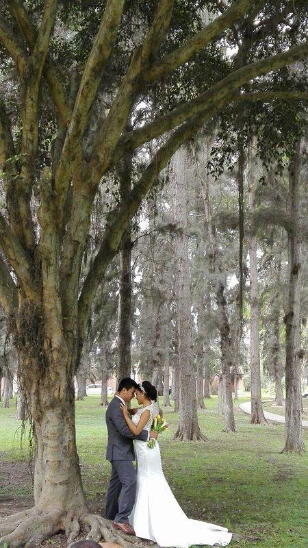 Un hermoso lugar, Lourdes y Alejandro