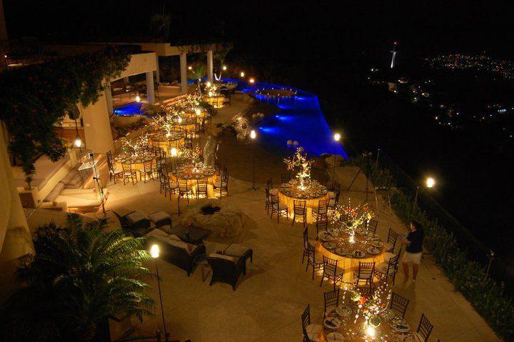 Banquete de boda en Acapulco por Banquetes Elcano
