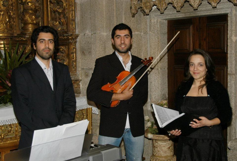 Trio cerimónia Religiosa / Civil