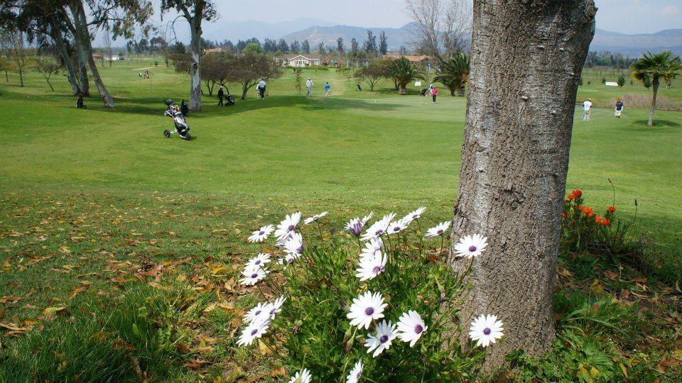 Santiago Club de Golf María Pinto