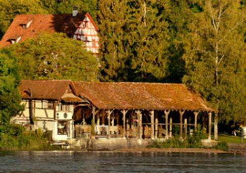 Beispiel: Außenansicht, Foto: Gasthaus Schupfen.