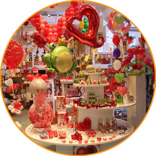 Beispiel: Ladengeschäft, Foto: Babalooni's Fantasy Laden.