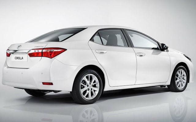 Novo Toyota Corolla