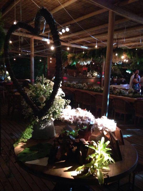 Iluminação Cênica em Cafe de la Musique - Bahia