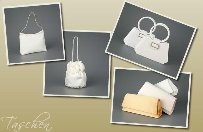 Beispiel: Taschen, Foto: Traumbraut.