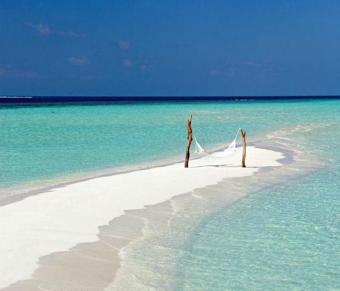 Von Insel zu Insel Foto: Malediven via facebook