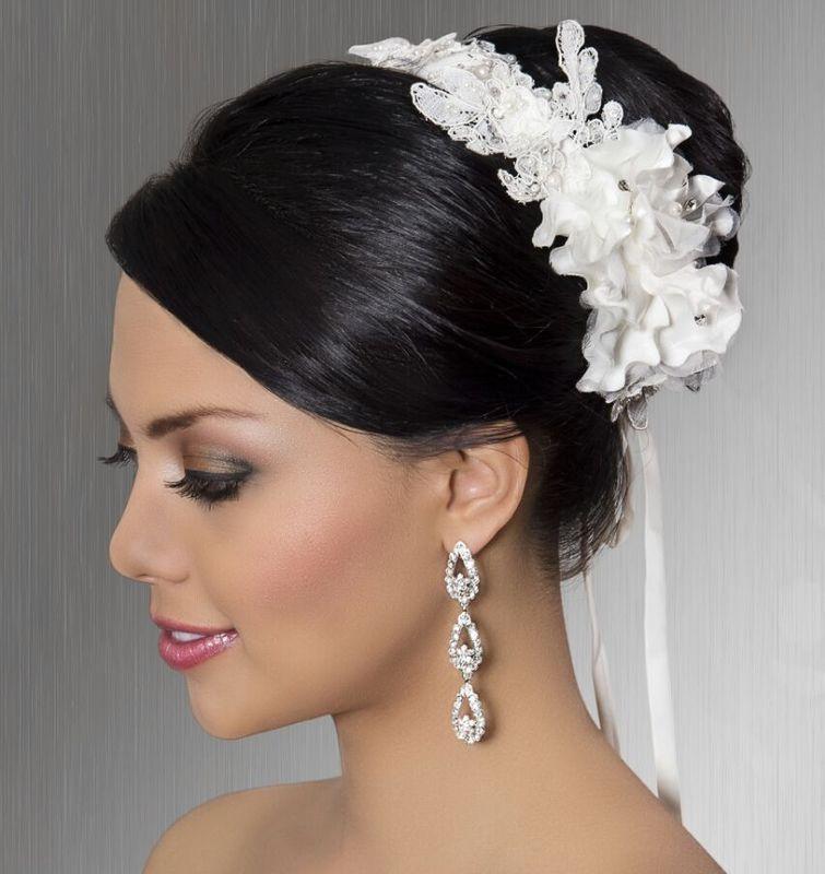 tocados que van al ritmo de las tendencias .este estilo apropiado para bodas vinta ge que evoca el romanticismo y la sobriedad