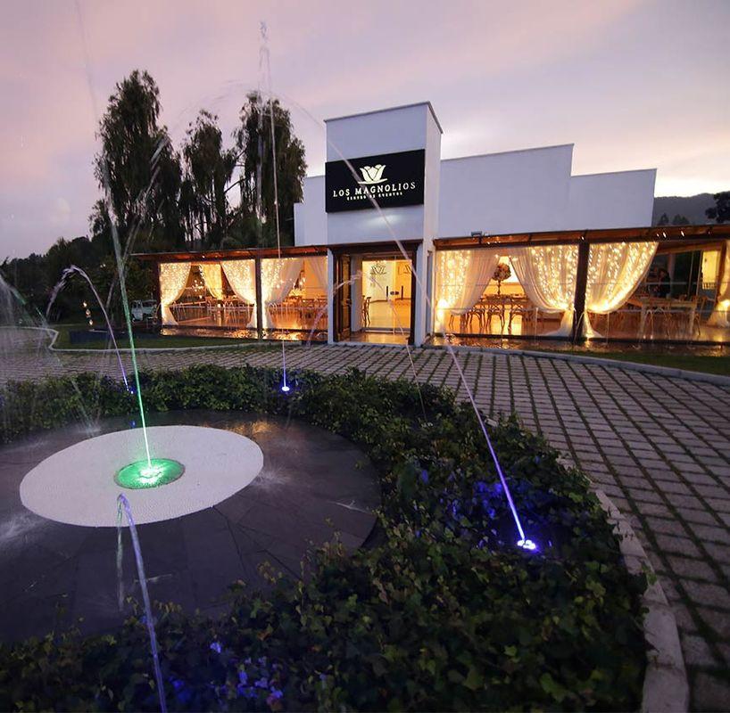 El Centro de Eventos Los Magnolios