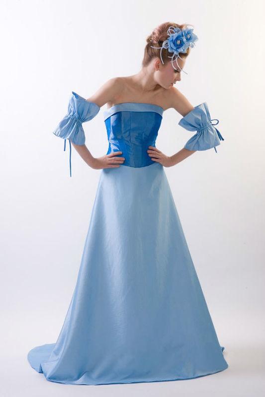 Beispiel: Einzigartige Kleider, Foto: Prinzessin Abendmode.