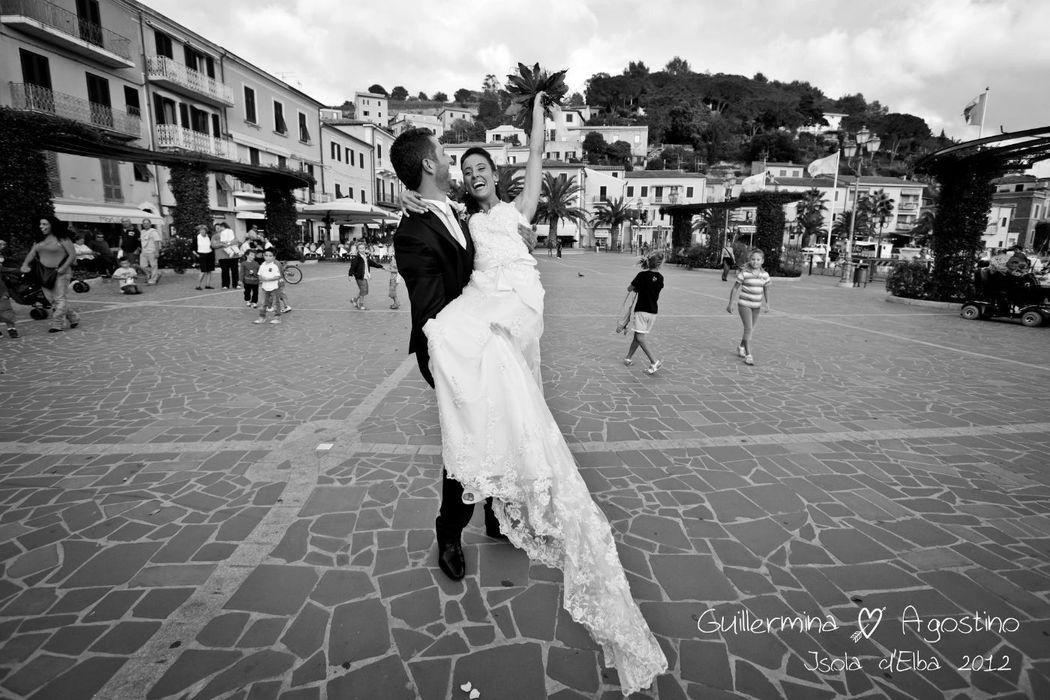 Video di matrimonio a Porto Azzurro, Isola d'Elba (Toscana)