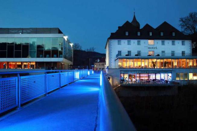 Beispiel: Kombination aus Tradition und Moderne, Foto: Schlosshotel Eisenstrasse.