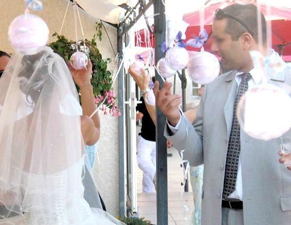 Le plan de table d'une réception de mariage - Domaine Les Soleiades