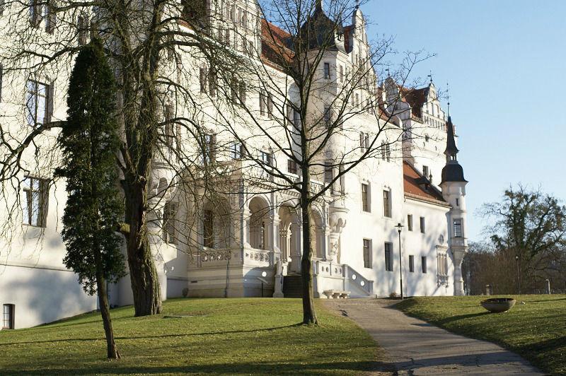 Beispiel: Das Schloss, Foto: Schloss Boitzenburg.