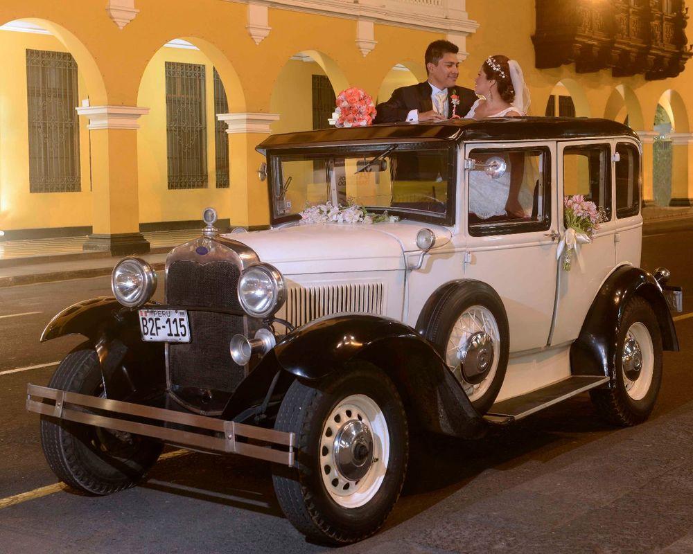 Carcochita  Ford de 1930 con