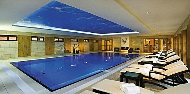 Beispiel: Schwimmbad, Foto: Gut Klostermühle.