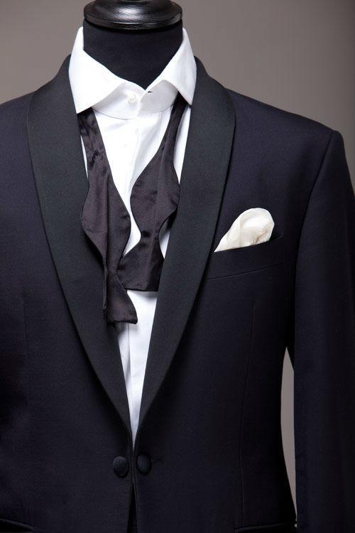 Beispiel: Ihr Cut zur Hochzeit, Foto: Herrchen.
