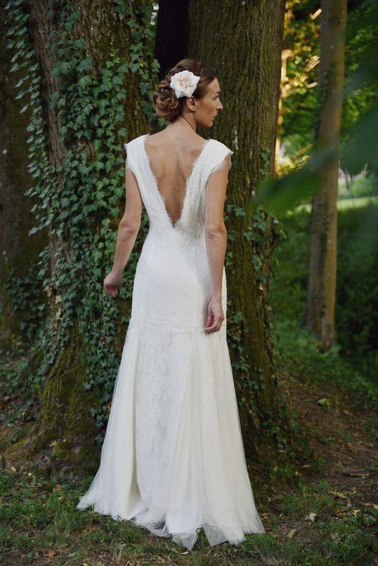 Kaa Couture modèle robe de mariée ROXANE