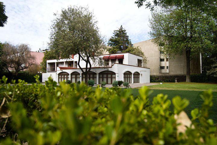La Hacienda de Coyoacán Hermoso lugar para hacer realidad su sueños