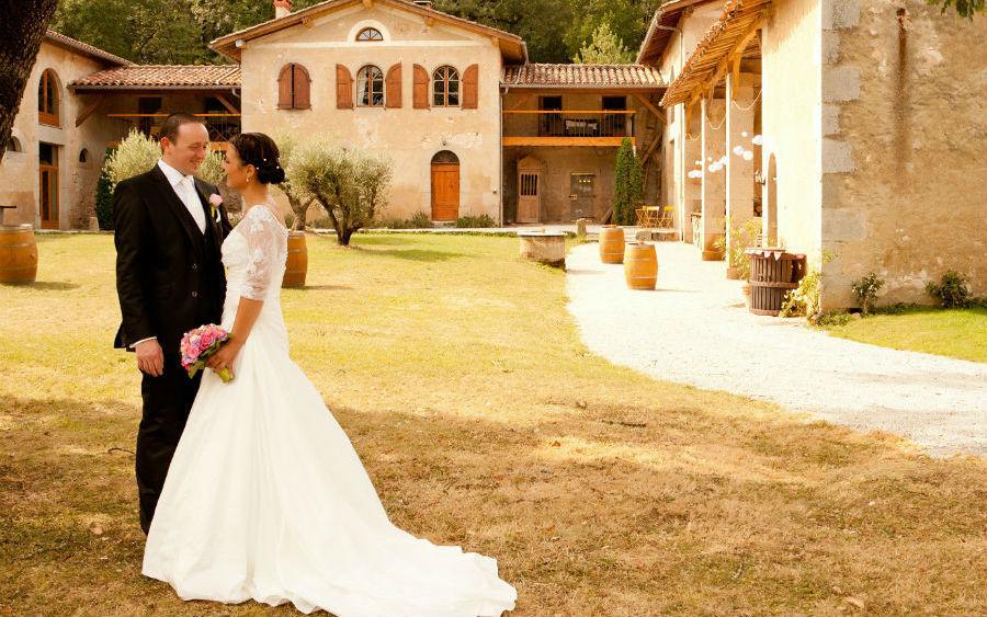 Mariage au Castelet