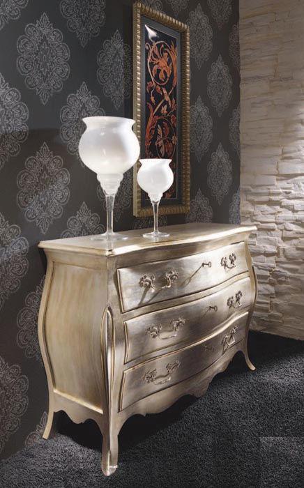 Muebles La Tinaja. Dormitorio Clásico