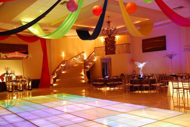 Salones de eventos para bodas elegantes y originales en Monterrey - Foto La Fontana