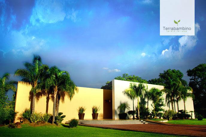 Terraza/jardín para eventos - Foto Terrabambino
