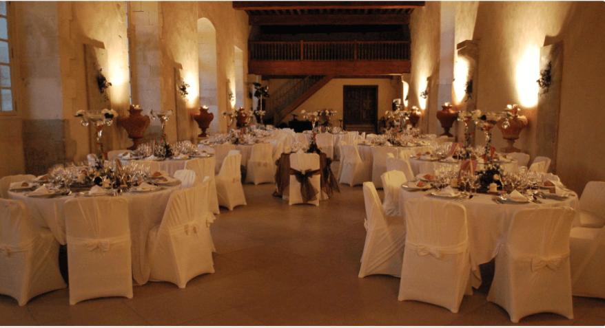 Le Château de La Ferté Saint Aubin -  L'Orangerie