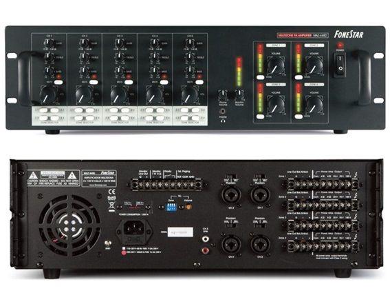 Soundsystem.