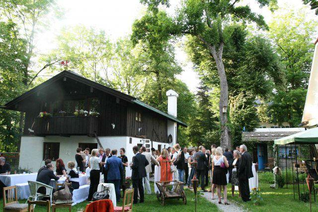 Beispiel: Außenansicht, Foto: Lola Montez Haus.