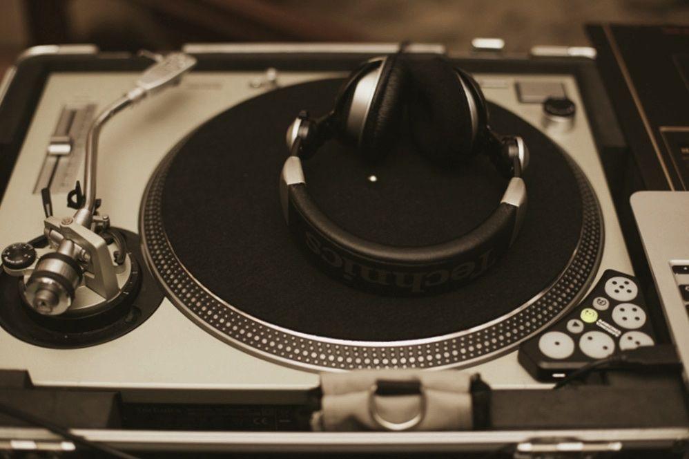 Vinyle Vintage Ako - dj mariage paris - MK2