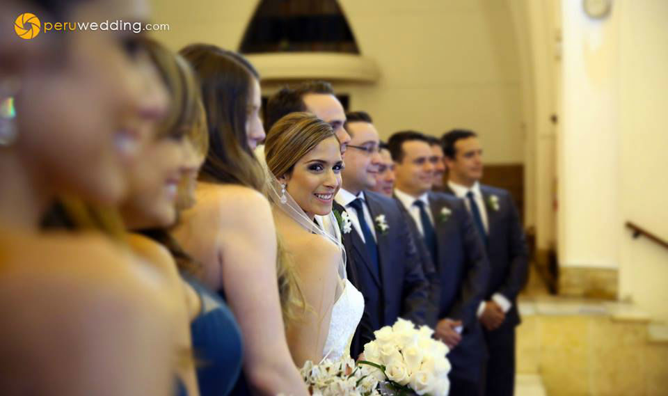 Peru Wedding