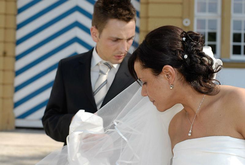 Beispiel: Hochzeitsreportage, Foto: Vision2Pixel.