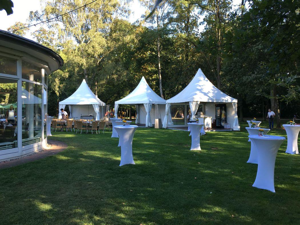 Beispiel. Gartenparty, Foto: Tiemann's Restaurant