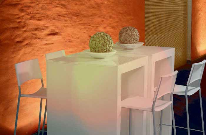 Beispiel: Mobiliar für Ihre Hochzeit, Foto: FPS Catering.