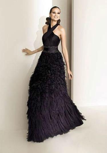 Beispiel: Kleiden Sie sich festlich ein, Foto: Petra Pabst.