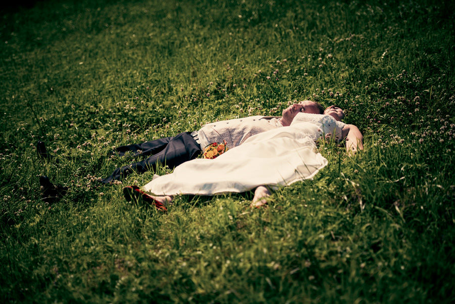 Beispiel: After wedding, Foto: Hochzeitsfotografie Thomas Göbert