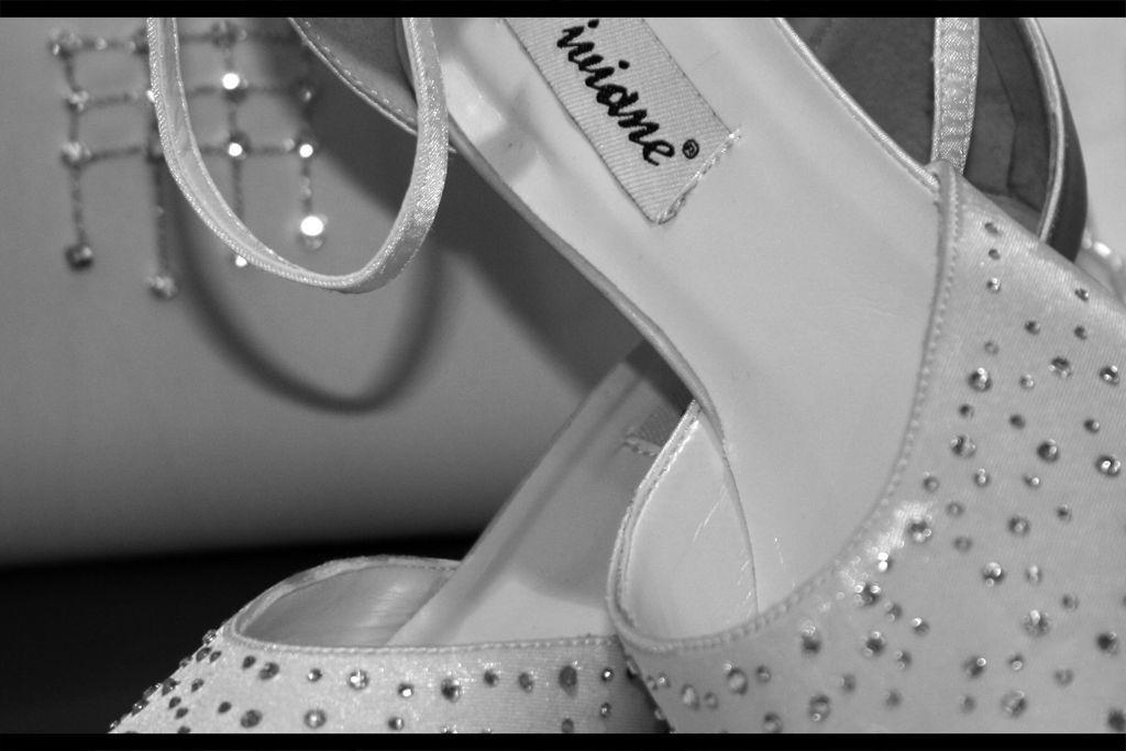 Beispiel: Accessoires - Schuhe, Foto: Haus der Braut.
