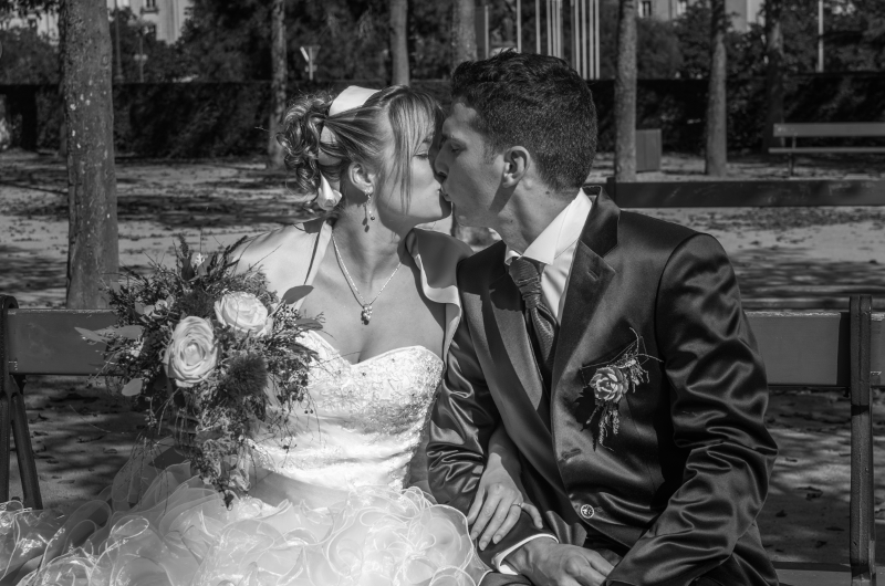 Mariage Florianne et David Angers