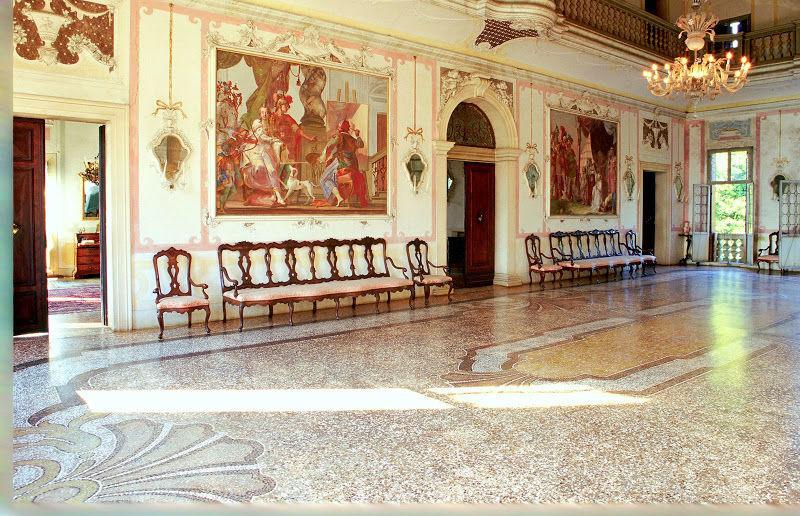 Salone al piano nobile