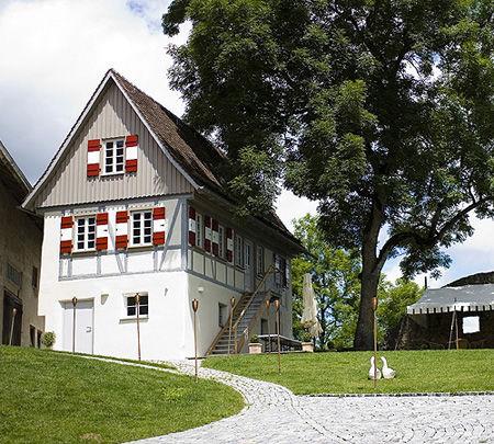 Beispiel: Impression Hof, Foto: Hofgut Maisenburg.