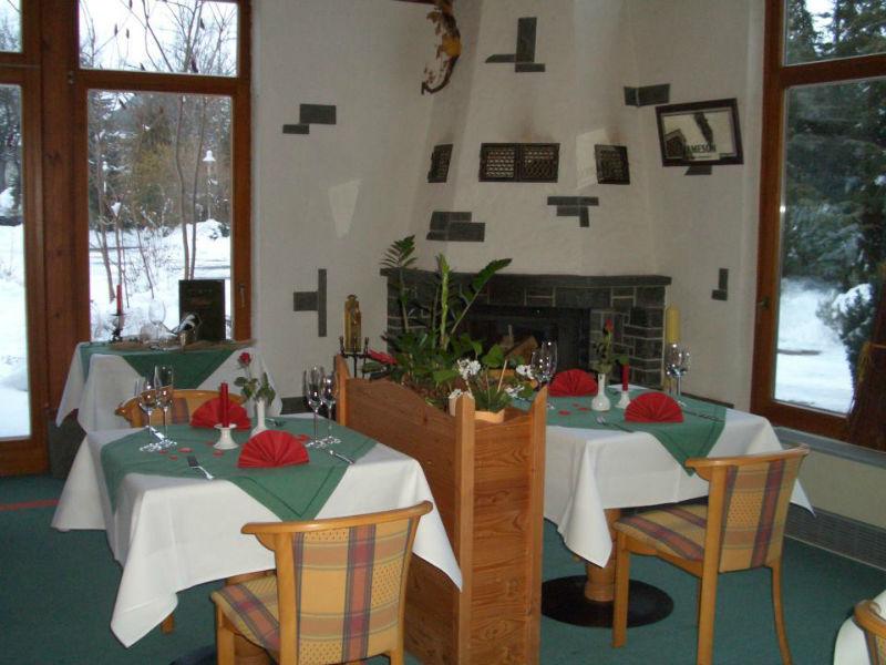 Beispiel: Restaurant, Foto: Hotel Bock.