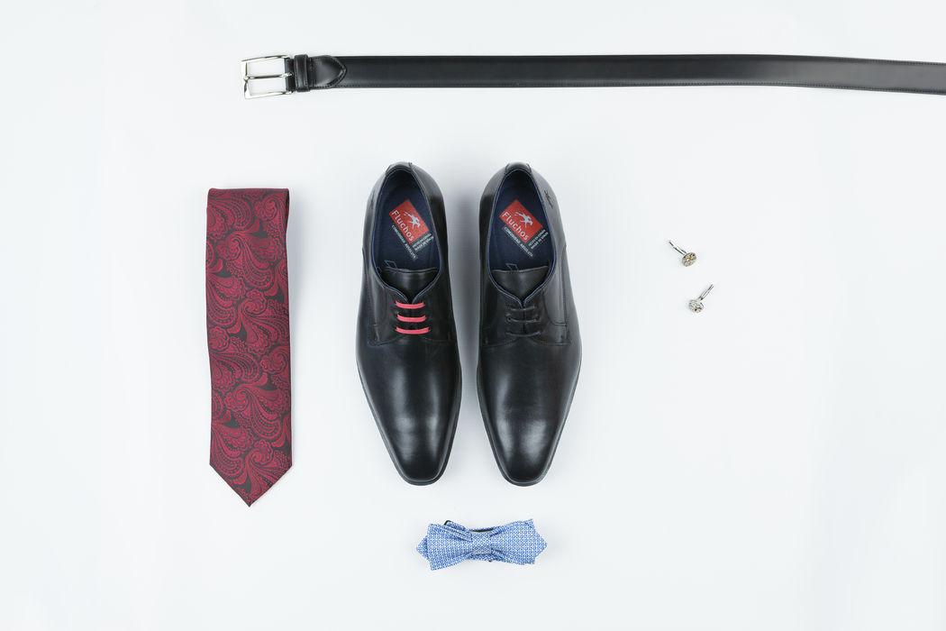 Chaussures de marié - La Botte Chantilly