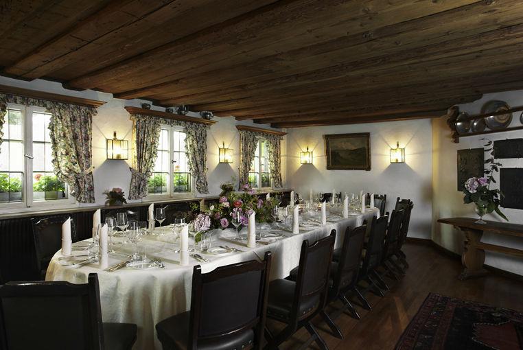 Beispiel: Kleines Zimmer, Foto: Romantik Hotel Gasthaus Rottner.